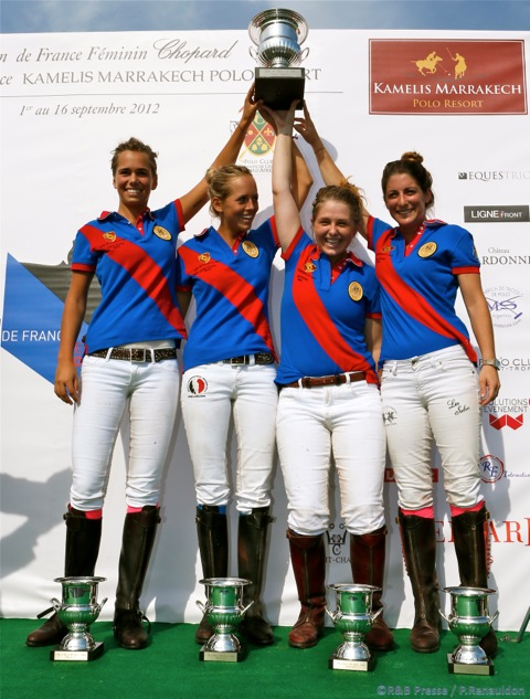 French Polo Championships Ladies