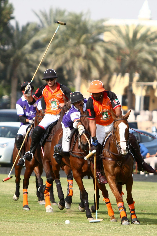 Dubai Golden Polo Cup 2013 - today`s match results Ghantoot vs Abu Dhabi