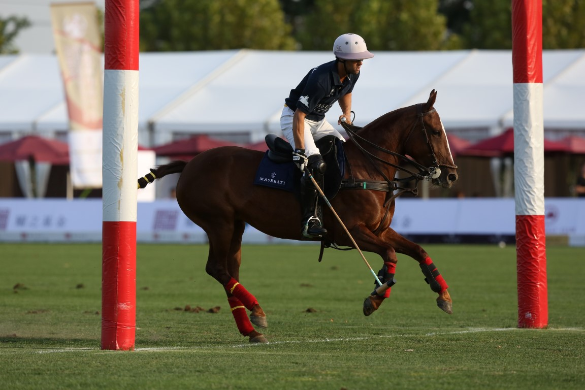 Maserati 2016 China Open Polo Tournament 3