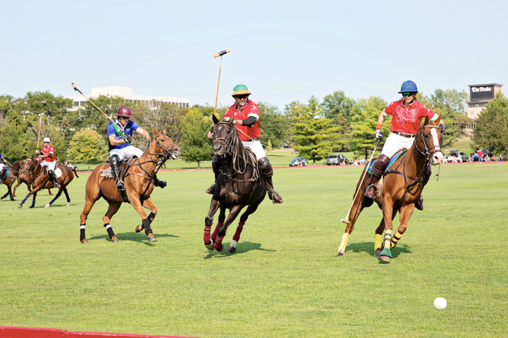 Oak Brook Closes 2017 Polo Season With Win Against Great Britain