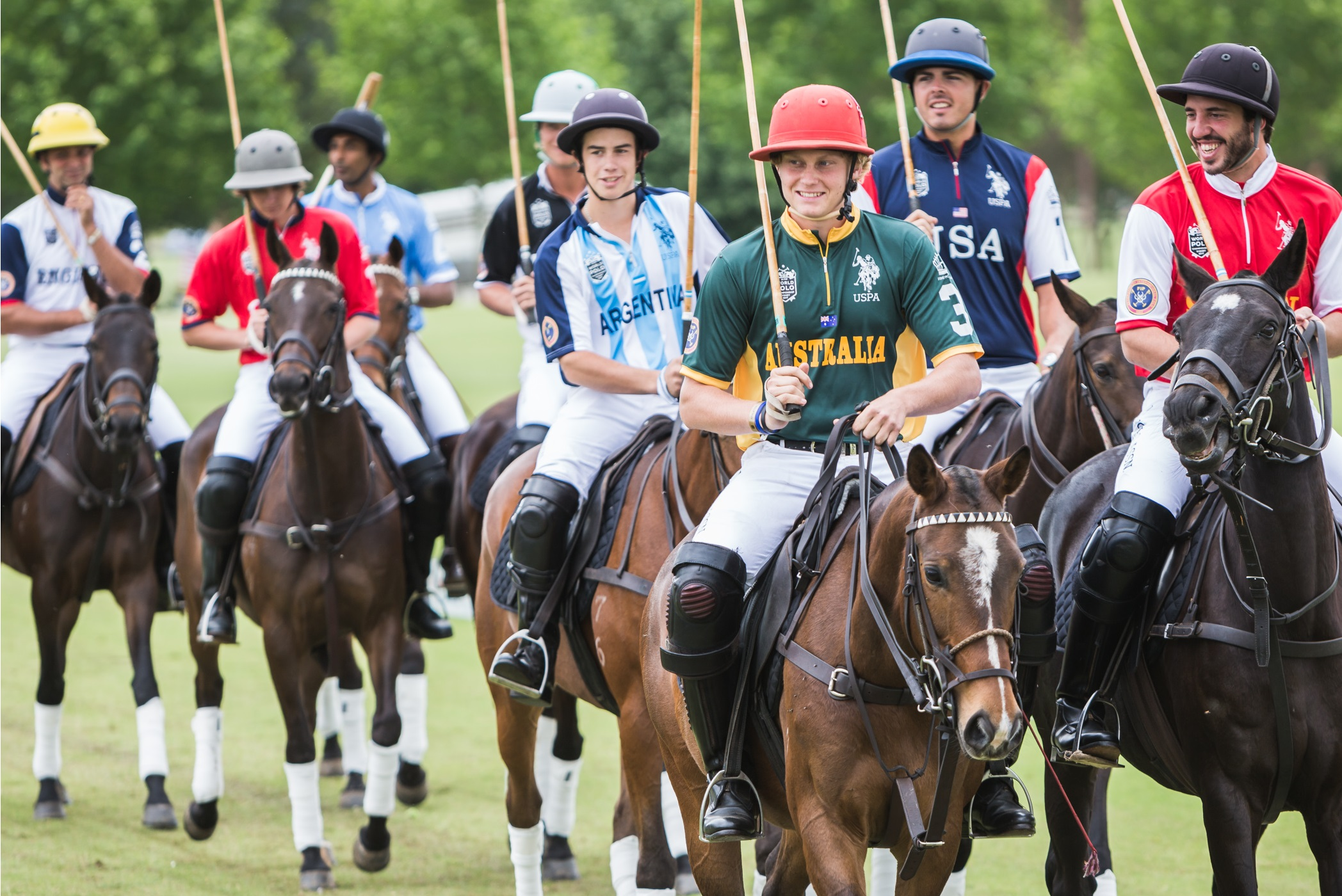 2017 WORLD POLO CHAMPIONSHIPS