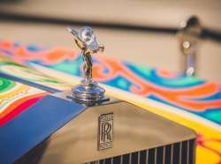 JOHN LENNON'S ROLLS-ROYCE RETURNS TO LONDON FOR 50TH ANNIVERSARY SGT. PEPPER'S