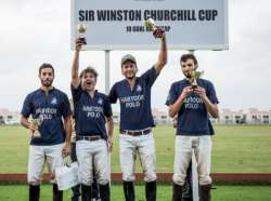 SIR WINSTON CHURCHILL POLO CUP Al Habtoor