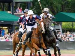 The Cowboys of Houston Polo