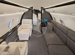 GLOBAL EXPRESS AVAILABLE FROM CENTRAL EUROPE