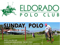 Eldorado Polo Club - Sunday Polo January 28 2018